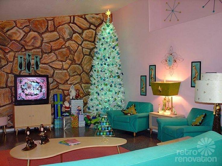 242 Best Mid Century Christmas Images On Pinterest