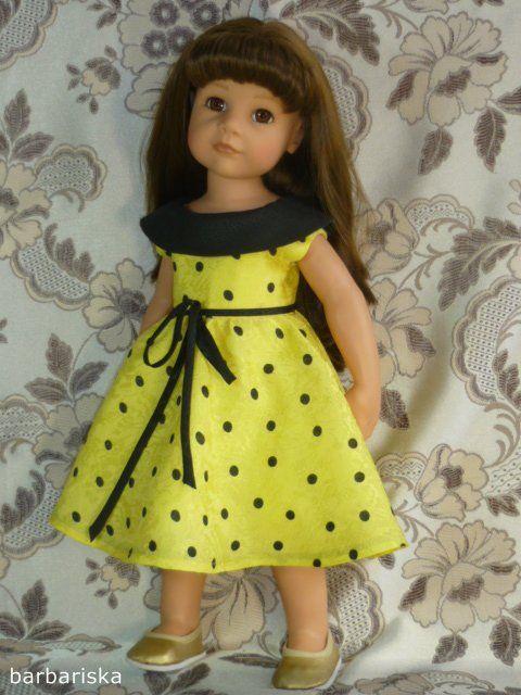 Куклам Готц - из шестидесятых. Два. / Одежда для кукол / Шопик. Продать купить куклу / Бэйбики. Куклы фото. Одежда для кукол