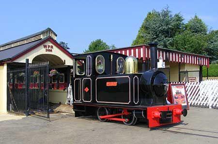 Wicksteed Park Railway