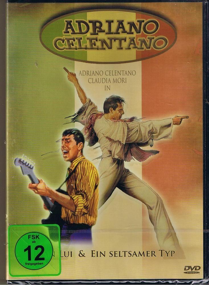 Adriano Celentano - Joan Lui + Ein Seltsamer Typ
