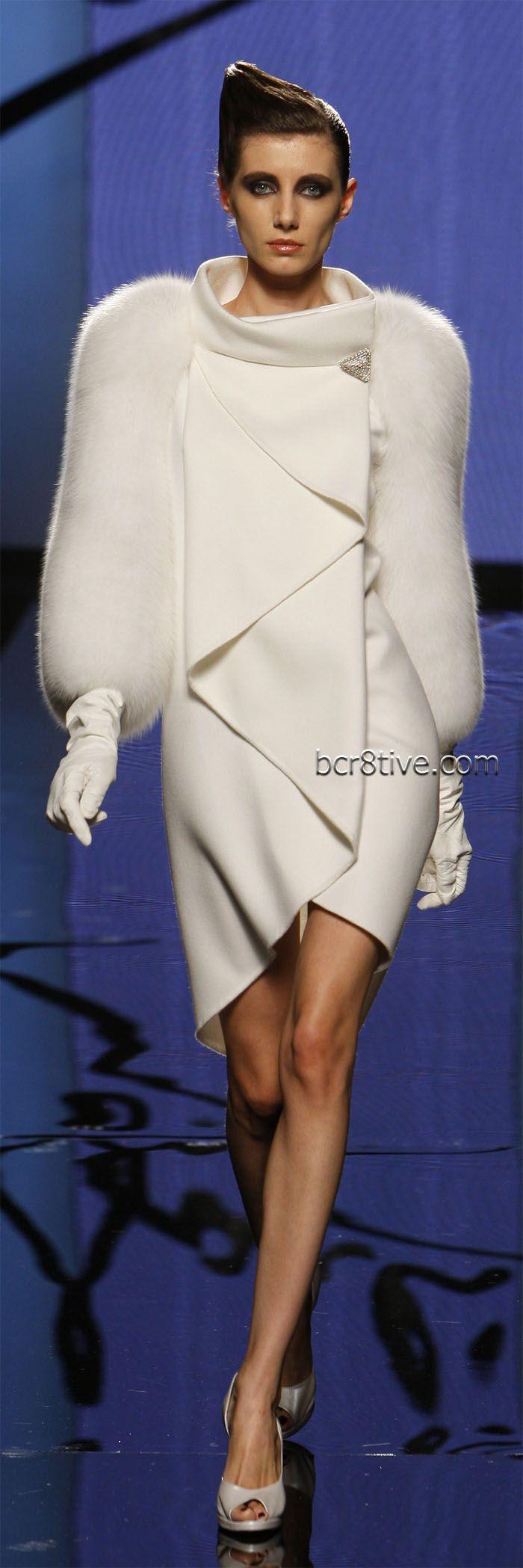 Fausto Sarli Couture - Fall Winter 2008