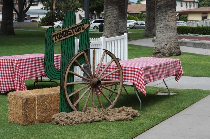 Western Fundraiser Party Ideas | Photo 9 of 25 | Catch My Party