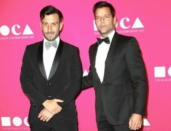 Novio de Ricky Martin presume de sus hijastros en Instagram