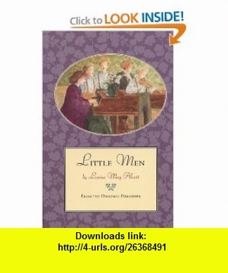 Little Men Life at Plumfield with Jos Boys (9780613716772) Louisa May Alcott, Anna Quindlen , ISBN-10: 0613716779  , ISBN-13: 978-0613716772 ,  , tutorials , pdf , ebook , torrent , downloads , rapidshare , filesonic , hotfile , megaupload , fileserve