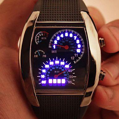 O melhor dos últimos tempos.....quero muito esse relógio...: