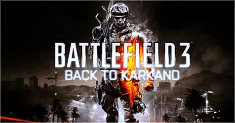 Battlefield 3 has taken the place of my former gaming love, Battlefield 2142.
