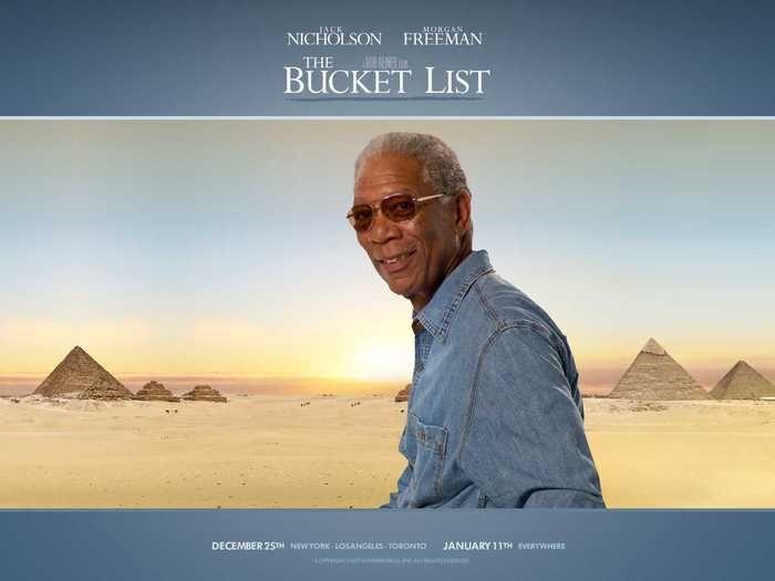 2007 the bucket list wallpaper: Morgan Freeman, Glasses, Comedy Dramas, Plays, Portraits, The Buckets Lists, Lists Wallpapers, Photo, Bucket Lists