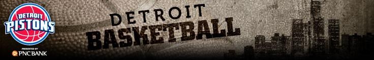 Detroit Pistons!!!