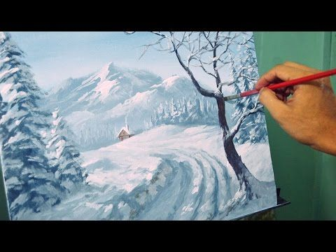 """Enjoy this full length video of Bill painting """"Fall River"""". When we originally uploaded it, we were only able to upload 10 minute segments. Alexander Oil Col..."""