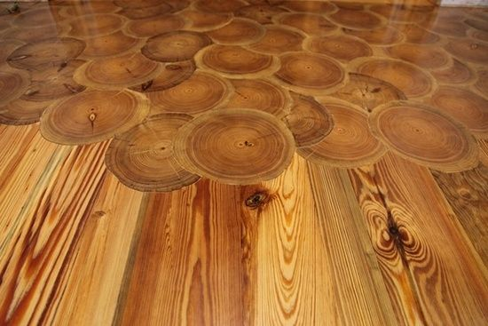 Hardwood Floor Inlays traditional wood flooring. Floor