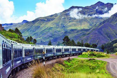 Τρένο πολυτελείας υπόσχεται μοναδική ταξιδιωτική εμπειρία στο Περού