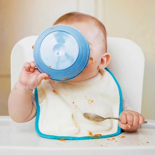 Is your little one resisting baby food? Find out how baby-led weaning will have your tot eating table food in no time.