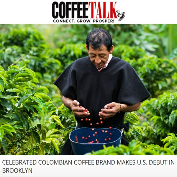 At Devoción, we pay our farmers higher than fair trade prices, and we create environmental and social programs that aim to help both the communities and coffee growers. Read the full article at CoffeeTalk Media: http://eat.ac/CoffeeTalkMag