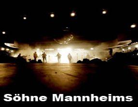 Söhne Mannheims Tour 2014 | Ticket Vorverkauf