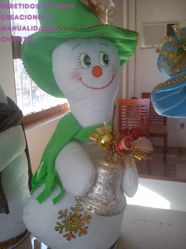 muñeco de nieve derritiendose