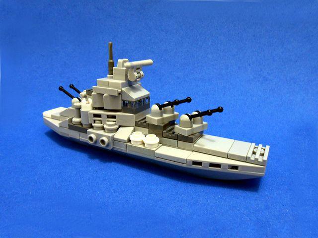 Battleship. mini size   Flickr - Photo Sharing!