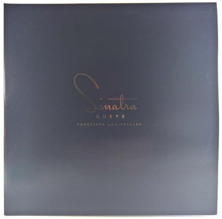 Frank Sinatra - Duets (20th Anniv) 180g 2LP
