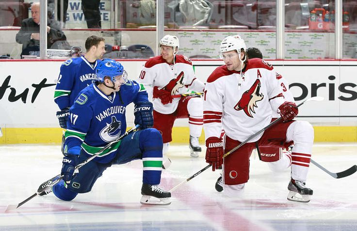 Vancouver Canucks Vs Arizona Coyotes: Match Preview, Team Squad & Where To Watch - http://www.tsmplug.com/hockey/vancouver-canucks-vs-arizona-coyotes-match-preview-team-squad-where-to-watch/