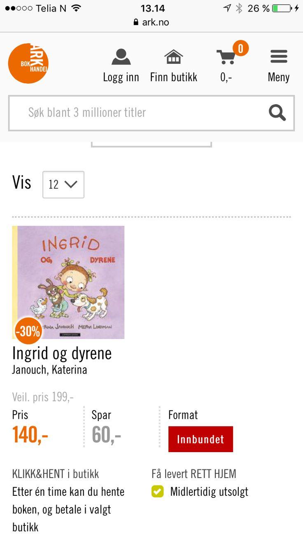 Ingridbøkene