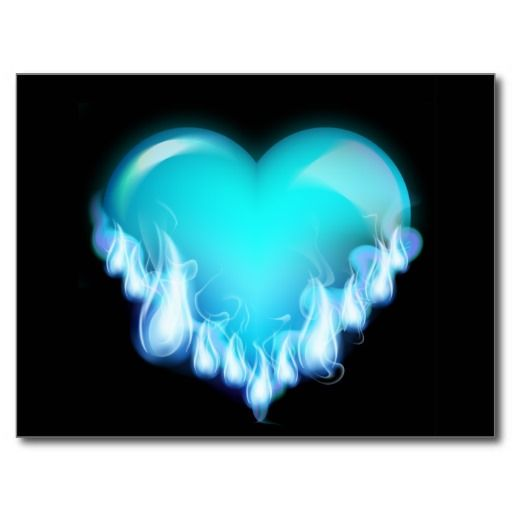 fire and ice heart - photo #26