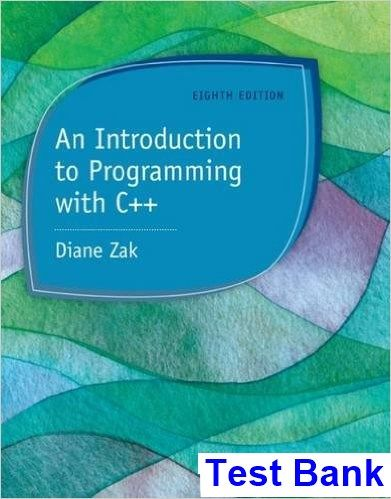58 best test bank download images on pinterest key manual and introduction to programming with c 4th edition diane zak test bank test bank solutions fandeluxe Choice Image