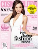 Image of Cosmopolitan Korea - March 2014 - Single Copy