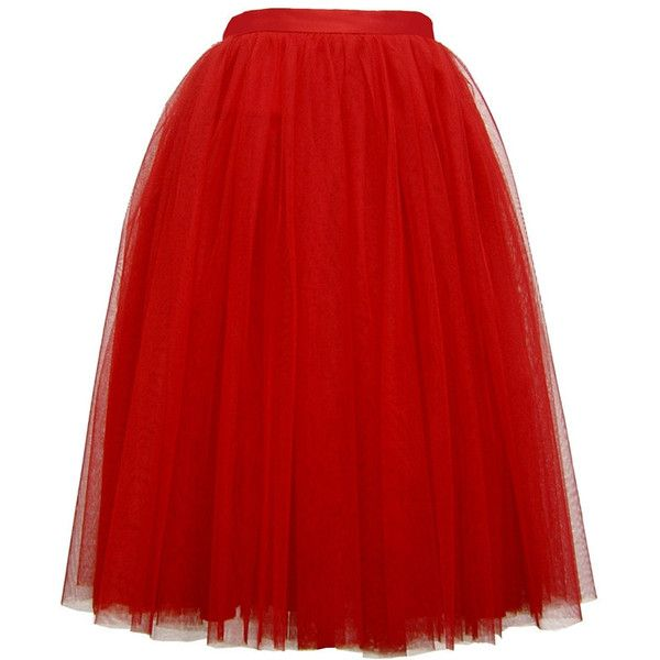 Red tutu tulle skirt, petitcoat long, high quality tutu skirts ($166) ❤ liked on Polyvore featuring skirts, bottoms, saias, faldas, red tutu, red maxi skirt, long red skirt, tulle skirt and long red maxi skirt