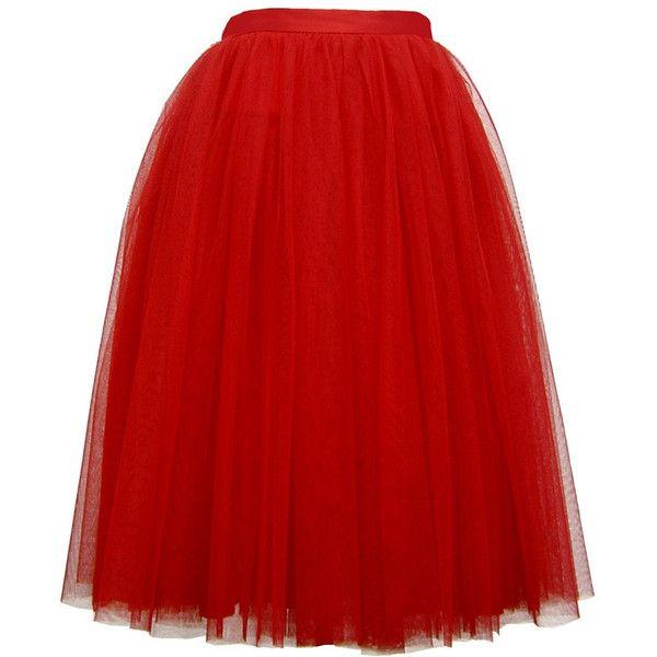 Red tutu tulle skirt, petitcoat long, high quality tutu skirts ($166) ❤ liked on Polyvore featuring skirts, bottoms, saias, faldas, long tutu skirt, tutu skirts, red tutu skirt, long tulle maxi skirt and long tulle tutu