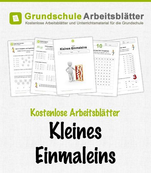 12 best Arbeitsblätter Mathematik 1 images on Pinterest   Free ...