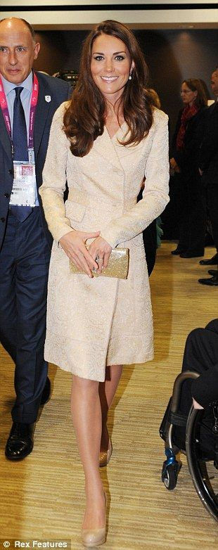 Duchess in her Day Birger et Mikkelsen brocade coat
