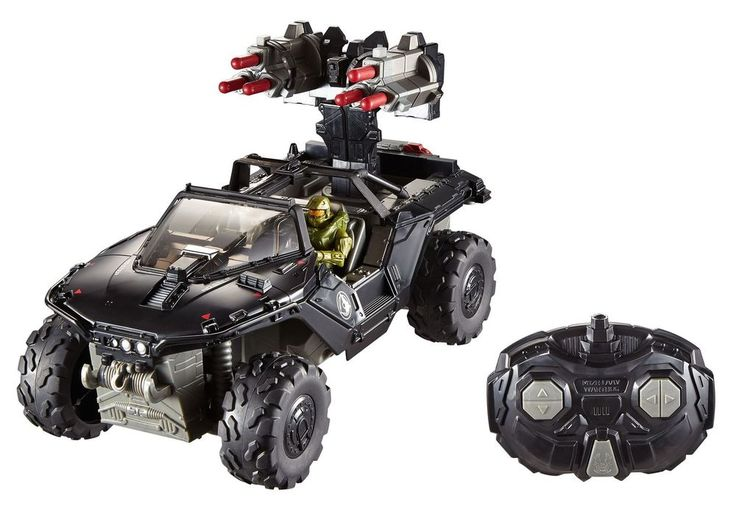 Tyco RC Tyco Halo Warthog ONI Anti-Tank Radio Control Vehicle  | eBay