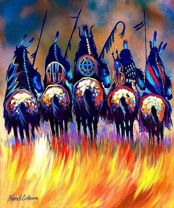 Image result for native american art