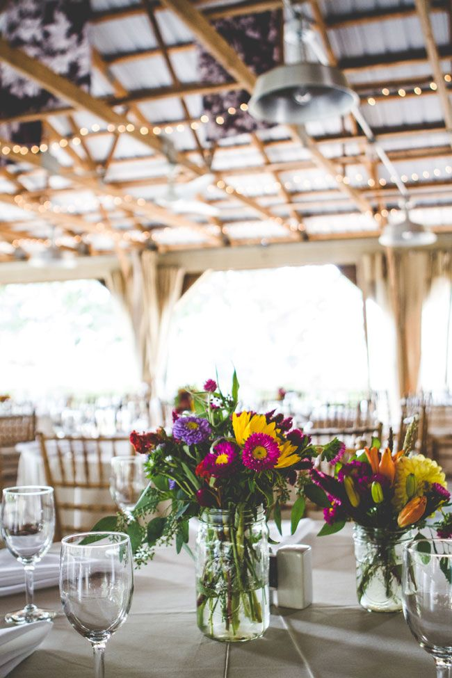Country Chic Rustic Dahlia And Wild Flower Filled Audubon Center At Mill Grove Pennsylvania Wedding With Unique Animals In Purple Peach