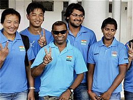 Indian Olympic Archers