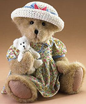 dressed+up+bears | Cuddly Collectibles - Boyds Plush Teddy Bears and MORE Dressed for ...
