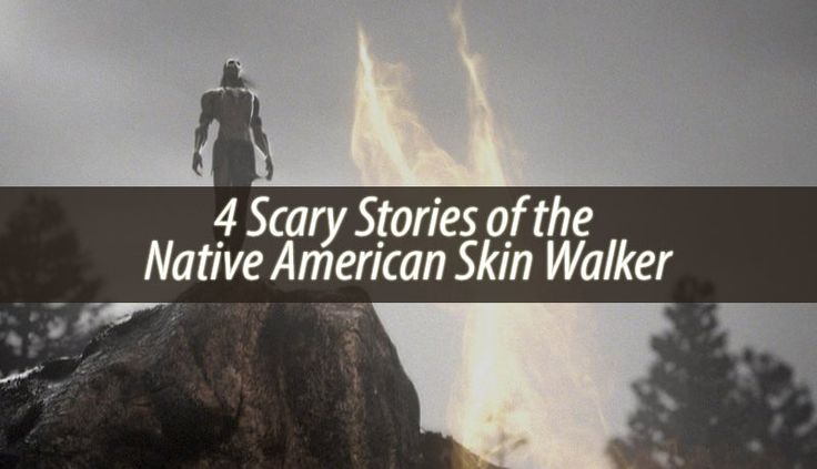 After reading this tale, you probably won't sleep too well at night. A Reddit user told us his horrifying encounter with a native American skin walker.