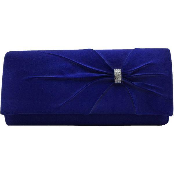 Midnight Blue Handbag, Something Blue, Wedding Clutch, Bridal Handbag,... ($55) ❤ liked on Polyvore featuring bags, handbags, clutches, evening handbags clutches, handbags clutches, evening purses, purse clutches and handbag purse