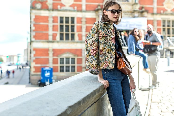 Going Danish: Street Style from Copenhagen