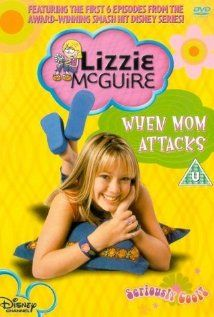 Lizzie McGuire  Starring Hilary Duff  2001 - 2004