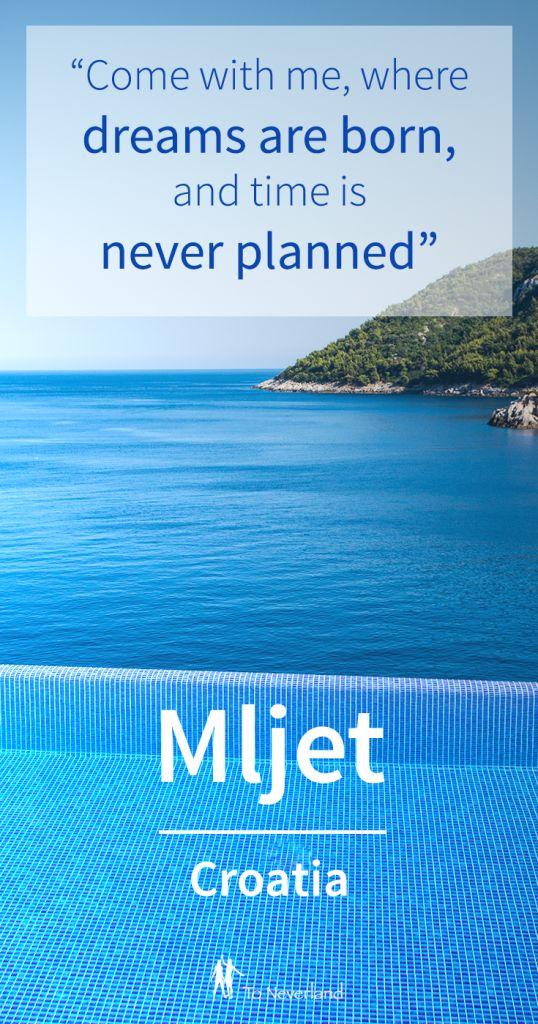 Mljet Island, Croatia   Travel Guide