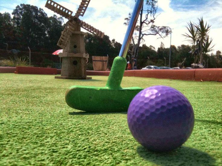Crazy Putt › Illawarra Golf Complex