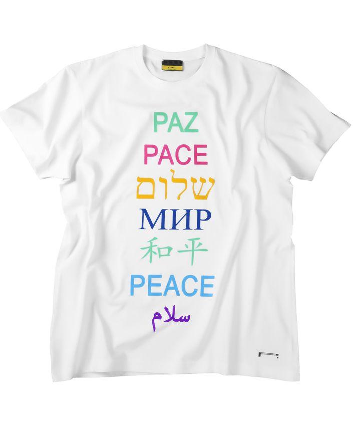 Marquer un but pour la paix dans le monde