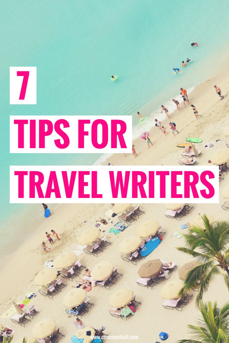 jobs in travel writing Being a travel writer can be freelance travel good writing skills are obviously necessary to find a travel writing job but sometimes not enough.