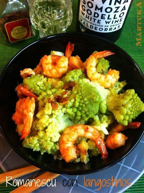 Es una delicia comer verduras y cuando son tan coloridas y bonitas, mejor. El romanescu o romanesco es un familiar de la coliflor y el ...