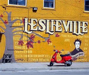 Beautiful Leslieville in Toronto