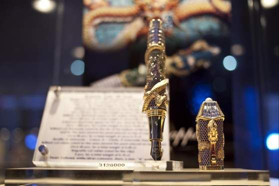 In pictures: Splendour on display at World Luxury Expo in Dubai | The National