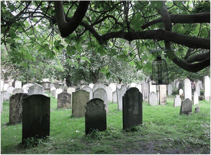 Notas desde el cementerio de los inconformistas