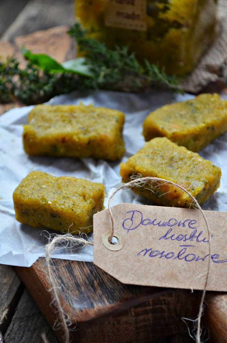Kuchnia w zieleni: Kostki rosołowe
