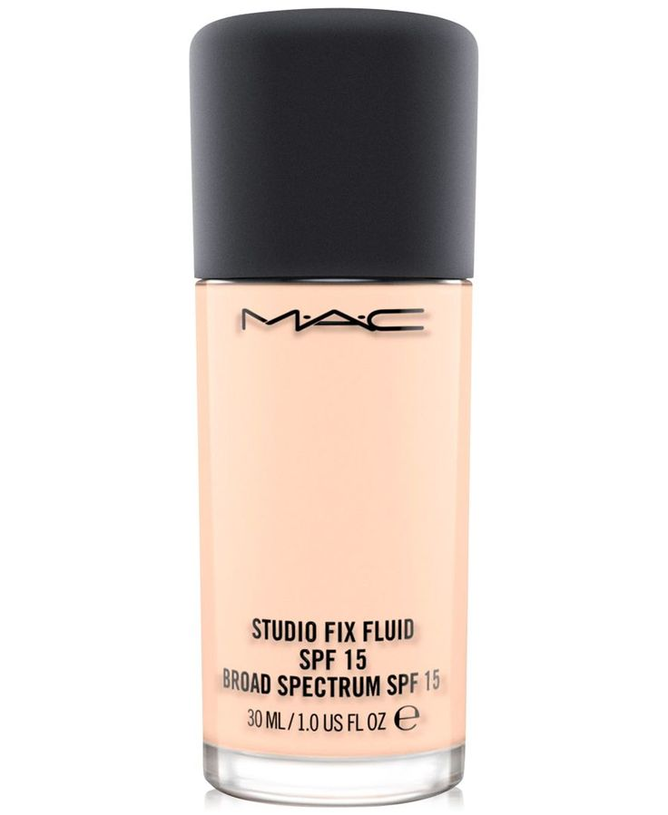Mac Studio Fix Fluid Foundation Spf 15, 1 oz