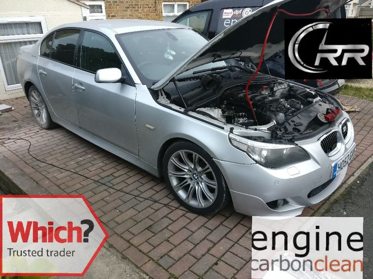 Called back by a past customer to clean his new car. This BMW 525d had a rough idle despite just having had a full service. So, after a 30 minute Which? Trusted Traders approved Engine Carbon Clean the owner was pleased and impressed to hear the engine purring again as a 6 cylinder BMW should.   #BMW #5er #525d #whichtrustedtraders #WhichTOTM #carbonclean #enginecarbonclean #followthecog #Wiltshire #Hampshire #Berkshire #Buckinghamshire #Middlesex